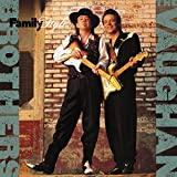 The Vaughan Brothers: Family Style [Vinyl LP] (Vinyl)