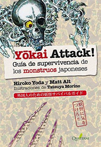 Yokai Attack! Guía de supervivencia de los monstruos japoneses