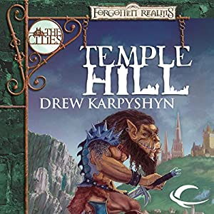 Temple Hill: Forgotten Realms: The Cities, Book 2 (Audio Download