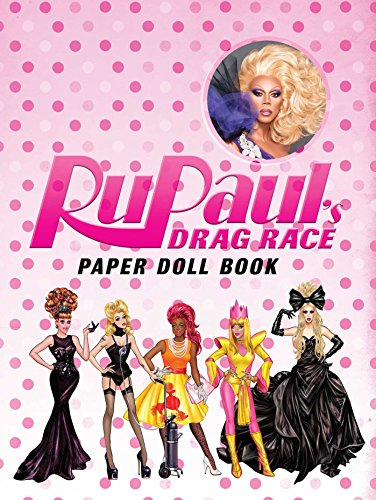RuPaul's Drag Race Paper Doll Book (Paper Dolls) por RuPaul's Drag Race