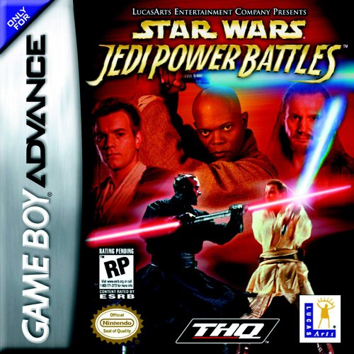 Star Wars Episode 1 - Jedi Power Battles (Game Episode Wars Star 1 Boy)