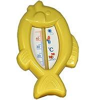 Hosaire Bagnetto Termometro, il giocattolo del bambino bagno galleggiante, Giallo