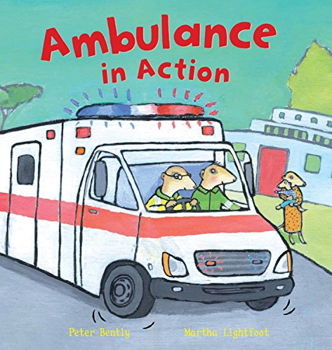 Ambulance in Action! (Busy Wheels)