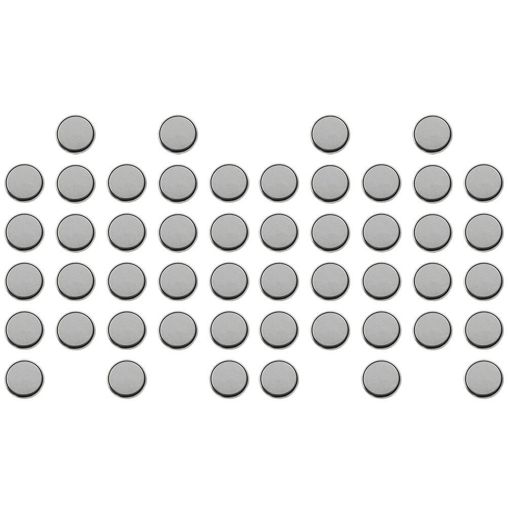 Batterie alcaline a bottone Camielion 1,5 V, LR44 CR2032 - 50 Stück