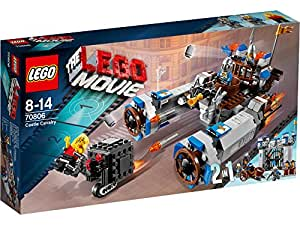 LEGO Movie - 70806 - Jeu De Construction - La Forteresse (Castle Cavalry)