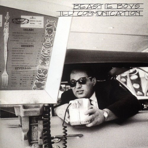 Ill Communication by Beastie Boys Explicit Lyrics edition (1994) Audio CD -