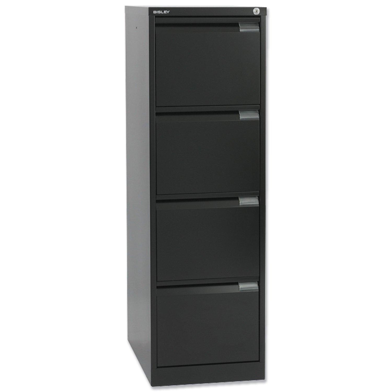 Bisley Two Drawer Steel Home Filing Cabinet Orange File2: Bisley Filing Cabinets Uk
