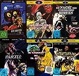 Mumien Monstren Mutationen - Horror Klassiker Collection - Die Bestie des Grauens + Frankensteins Tochter + Nacht der unheimlichen Bestien + The Manster + Die Todesgruft des Dr. Jekyll + Die Wespenfrau 6 DVD Limited Edition