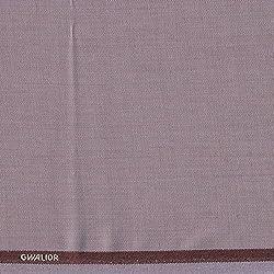 Gwalior Premium Light Brown Trouser Fabric - 1.2meters (NK)