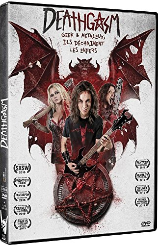 DEATHGASM - DVD [+ copie digitale]