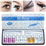 LuckyFine Eyelashes Wave Lotion Liquid Eyelash Perming Curling Kit Set Tool