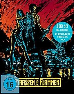 Straßen in Flammen (Mediabook, 2 Blu-rays + Soundtrack-CD)