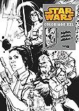 Star Wars coloriage XXL
