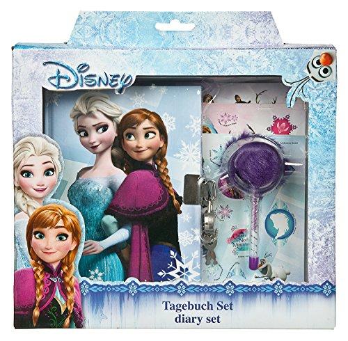 Undercover frqa4460-Diario Juego Disney Frozen