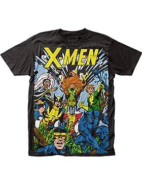 X-Men - Camiseta - Camiseta gráfica - Manga corta - opaco - para hombre