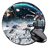 Star Wars Empire At War La Guerra de las Galaxias Mauspad Round Mousepad PC