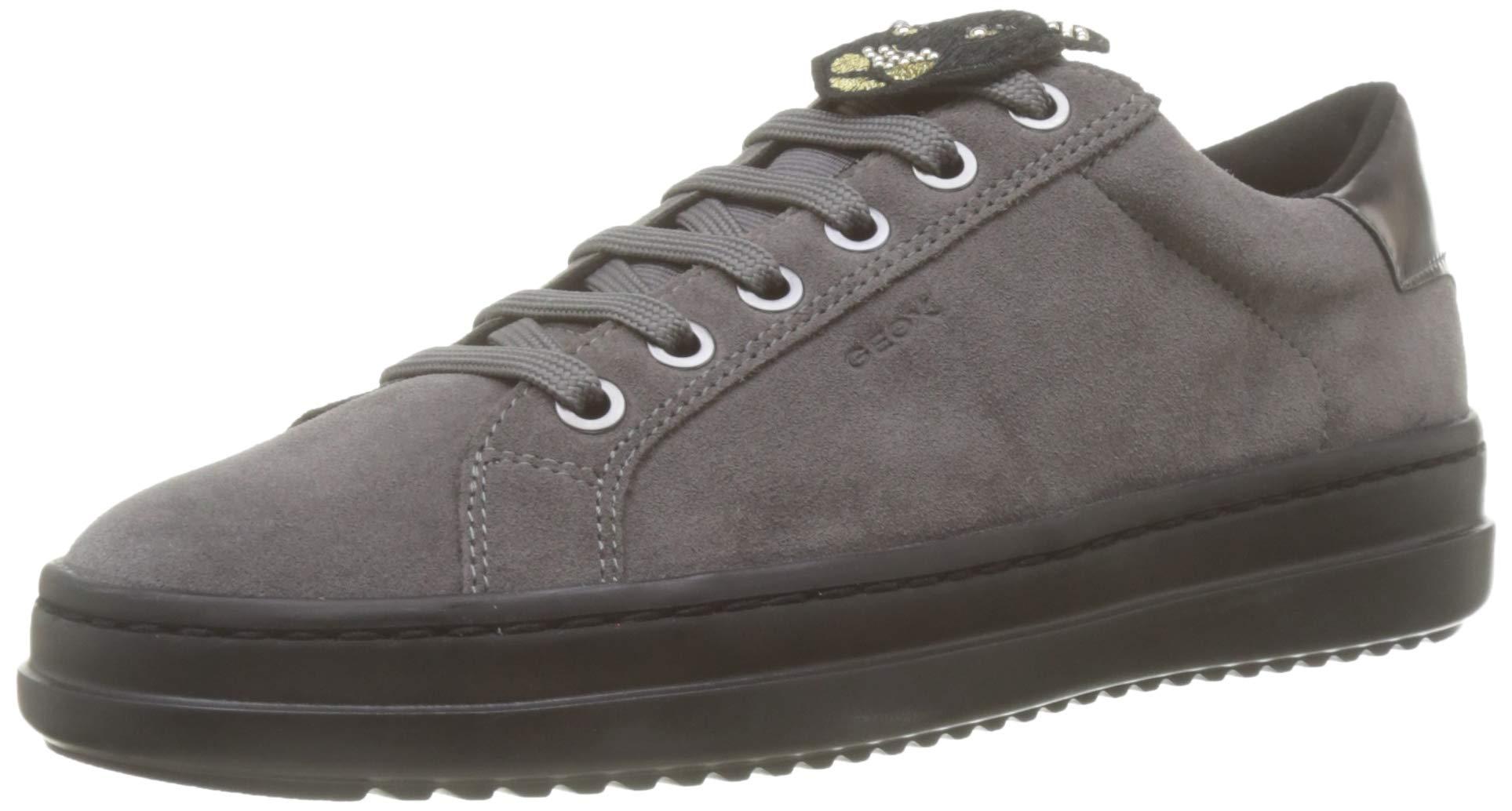 Geox Damen D Pontoise E Sneaker 1