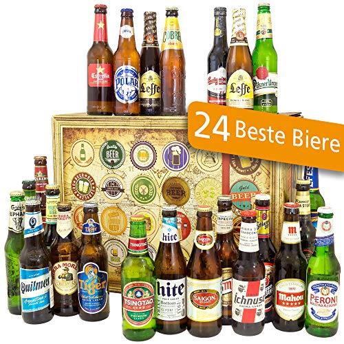 24x Biere aus der Welt