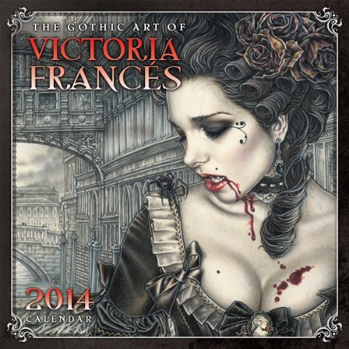 The Gothic Art of Victoria Frances