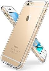 Rearth Fusion G0106FUT1 Bumper Case for Apple iPhone 6, 6S (Transparent)