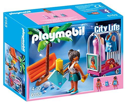 Playmobil - Juego Sesión Fotos Playa 61530
