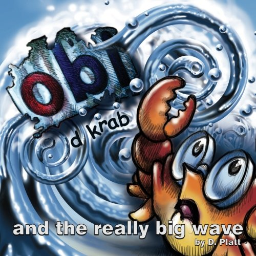 Obi D Krab and the really big wave