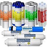 iSpring F28K75 - Juego de filtros de repuesto para sistemas de filtración de...