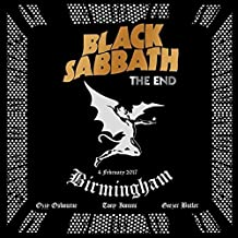 The End (Live in Birmingham) (Ltd. Super Deluxe 3CD + DVD + Blu-ray Edition)