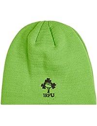 986a6c95ed8 Canterbury Ireland Official 17 18 Men s Acrylic Fleece Lined Beanie Hat