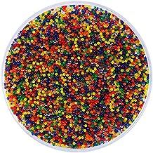 calistouk 10000pcs Colorful Magic bolas de perlas de suelo planta agua pistola de cristal suave juguetes regalo
