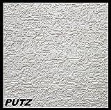 20 m² Deckenplatten Styroporplatten Stuck Decke Dekor Platten 50x50cm, PUTZ