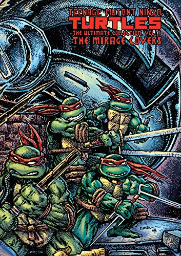 Turtles: The Ultimate B&W Collection Vol. 7 (English Edition) ()
