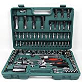 "Best Socket Sets - Ammiy® 94pcs Socket Tool Set 1/2"" & 1/4"" Review"