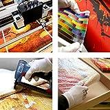 Bilder 200×100 cm – 3 Farben zur Auswahl – XXL Format – TOP – Vlies Leinwand – 5 Teilig – Wand Bild – Kunstdrucke – Wandbild – Meer Strand Natur Landschaft c-B-0051-b-n 200×100 cm - 6