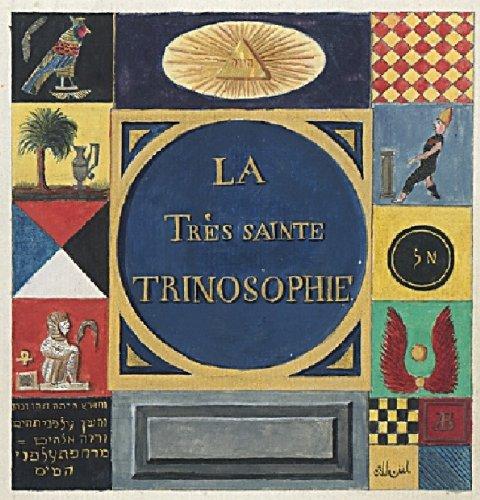 La Santisima Trinosofía - Saint Germain por Saint Germain