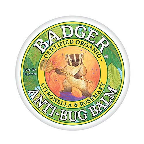 2 Unzen Balsam (Badger Balm Anti-Bug 2 Unzen Tin)
