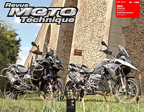 RMT 186 BMW R1200 GS (2013>2017) par Collectif