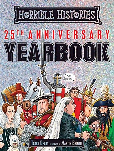 Horrible Histories: 25th Anniversary Yearbook