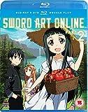 Sword Art Online Part 2 (Episodes 8-14) Blu-Ray/Dvd Double Play [Edizione: Regno Unito]