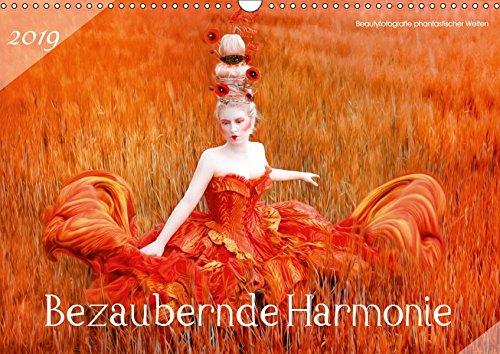 Bezaubernde Harmonie - Beautyfotografie phantastischer Welten (Wandkalender 2019 -