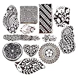 Designed for printing on any surface, cool choice for those who like the use of stamps for abstract art or crafting. Best to use with any abstract art experiments. Uniquely hand crafted Indian wooden printing blocks created using traditional carving ...