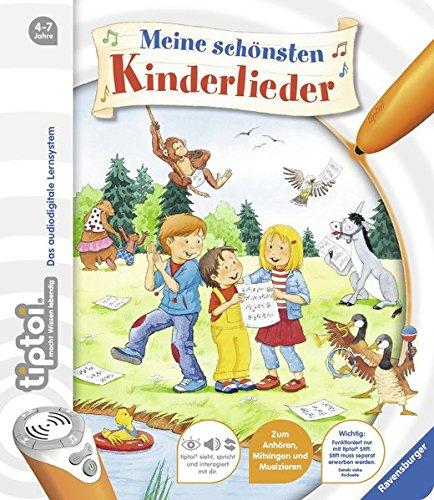 tiptoi® Meine schönsten Kinderlieder par Cee Neudert