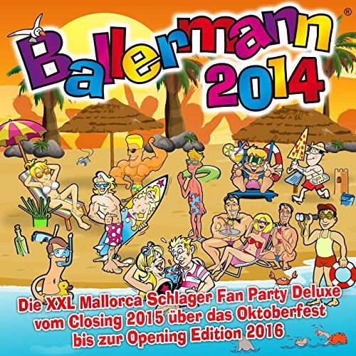 Ballermann 2014 – Die XXL Mall...