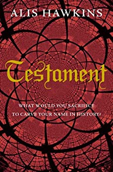 Testament (Macmillan New Writing) by [Hawkins, Alis]