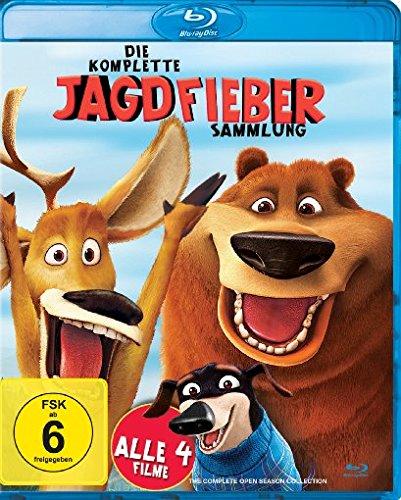 Jagdfieber 1-4 [Blu-ray]