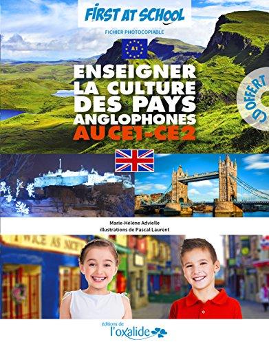 Enseigner la culture des pays anglophones au CE1-CE2 par Marie-Hélène Advielle