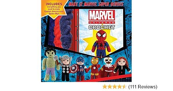Captain Marvel Amigurumi by cristell15 on DeviantArt | 315x600
