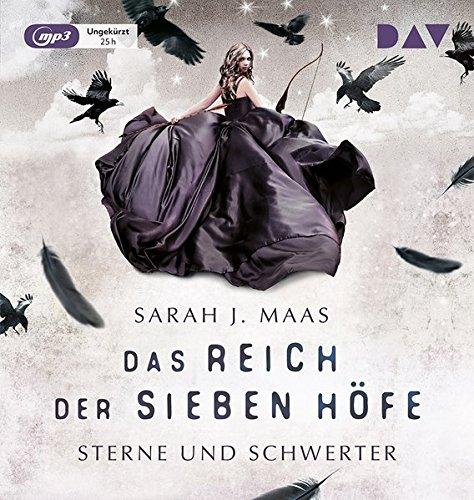 Höfe – Teil 3: Sterne und Schwerter: Ungekürzte Lesung mit Musik mit Ann Vielhaben und Simon Jäger (3 mp3-CDs) (Erotische Audio Mp3)