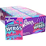 Wonka Nerds Totally Tropical Punch and Road Rash Raspberry 46.7g