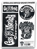 Gas Monkey Garage Sticker Sticker Standard